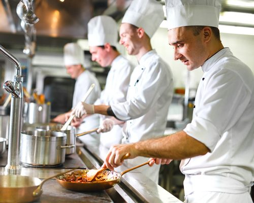 Cert IV Commercial cookery